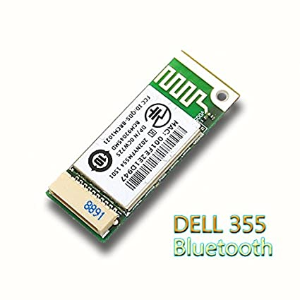 Dell Latitude D810 Wireless 350 Bluetooth Internal Module Drivers for PC