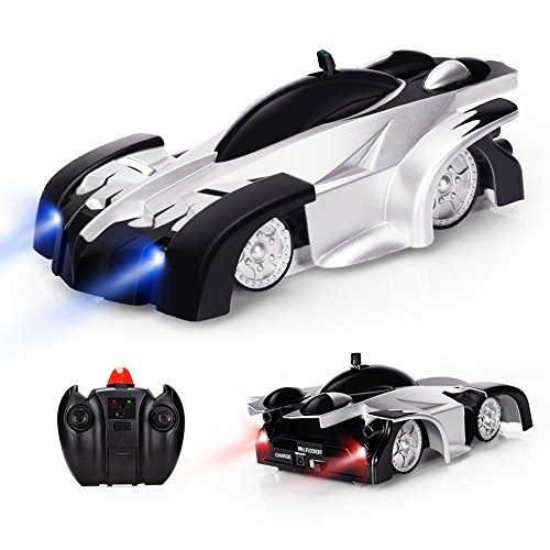 Baztoy Remote Control Car Kids Toys Wall Stunt Cars Dual Modes 360 Rotation Rc Cars Vehicles Toys Children Games Funny Gifts Cool Gadgets For Boys Girls Teenagers Adults Black Buy Online In Cambodia
