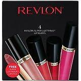 Revlon Super Lustrous Lipstick, 5 Piece Gift...
