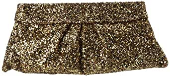 Lauren Merkin Eve EC1H272 Clutch,Gold,One Size