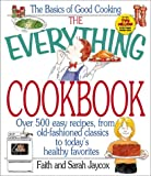 The Everything Cookbook, Faith Jaycox and Sarah Jaycox, 1580624006