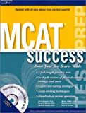 MCAT Success 2003, Peterson's Guides Staff, 0768909864