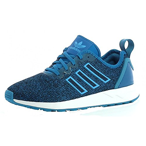 adidas ZX Flux ADV J Uniblue Craft Blue White Blu