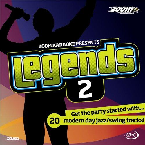 Michael Buble Karaoke Cd - Zoom Karaoke CD+G - Legends 2: Michael Buble 1 [Card Wallet]