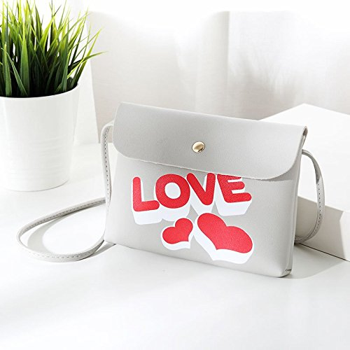 PU Crossbody Shoulder Bags Casual Girl Handbag Dxlta Bag Messenger Sweet Women Leather Simple qvtPw6