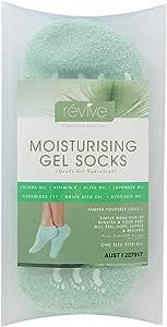 Revive Moisturising Gel Socks,