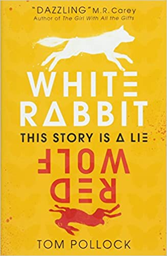 Image result for white rabbit red wolf