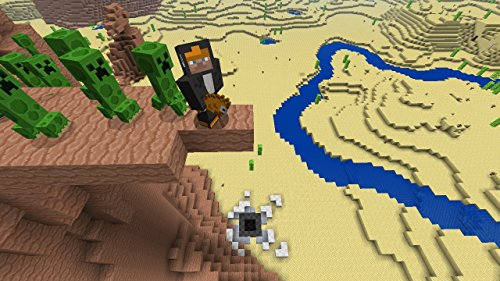 Minecraft: Cartoon Texture Pack - Nintendo Switch [Digital Code]
