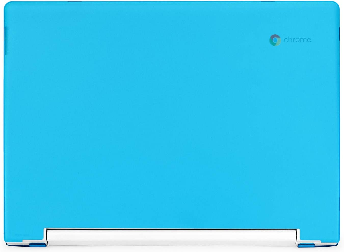 "mCover Hard Shell Case for Late-2018 11.6"" Lenovo C330 Series Chromebook Laptop (NOT Fitting Lenovo N21 N22 N23 N24 100E 300E 500E Flex 11 Yoga 11e Chromebook) (LEN-C330 Aqua)"