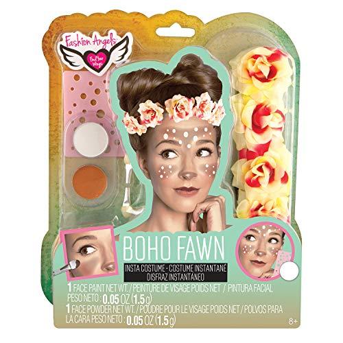 Diy Fawn Halloween Costume (Fashion Angels Boho Fawn Insta Costume- DIY Fawn)