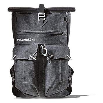 71b42558b80 Amazon.com   Velomacchi Roll-Top Waterproof Backpack 28 Liter 2019 Version    Casual Daypacks