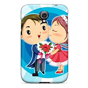 JenniferLynn Snap On Hard Case Cover Lil Luv Protector For Galaxy S4