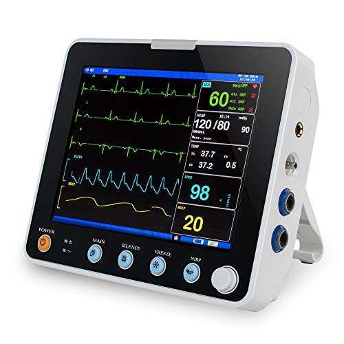 Fencia Patient Monitor with 6 Standard Parameter