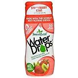 Sweet Leaf Strawberry Kiwi Water Drops 2.1 Oz (Pack Of 6)