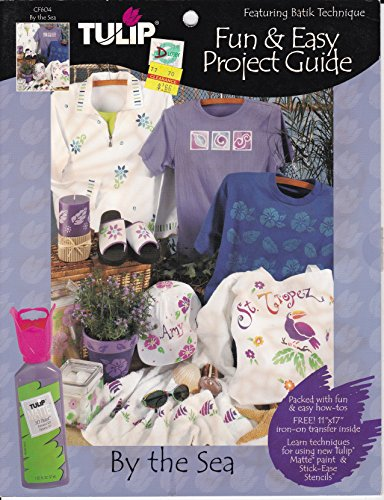 Duncan Crafts Tulip - Tulip Fun & Easy Project Guide: By the Sea (CF604)