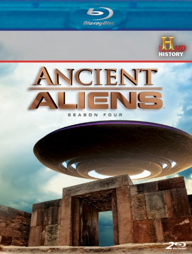 ANCIENT ALIENS: SEASON FOUR   (BLU-RAY)