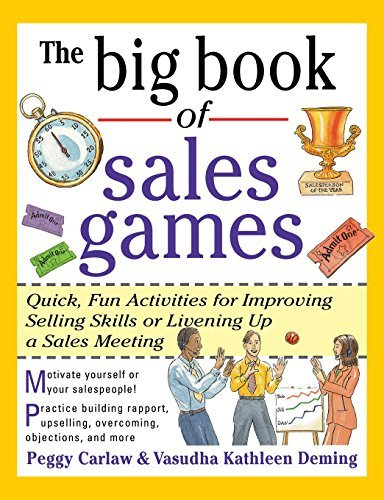 Amazon the big book of sales games big book series ebook the big book of sales games big book series by carlaw peggy fandeluxe Images