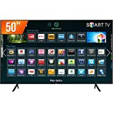 "TV 50"" LED Smart 4K USB HDMI, Samsung, 34229-0-0"