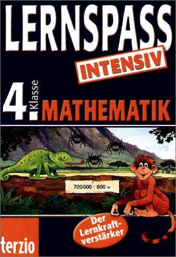 Lernspass intensiv - Mathematik 4. Klasse