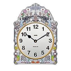 Alessi Comtoise Wall Clock Aleesi SJ01, Multi