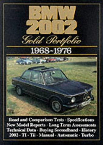BMW 2002 1968-1976 Gold Portfolio