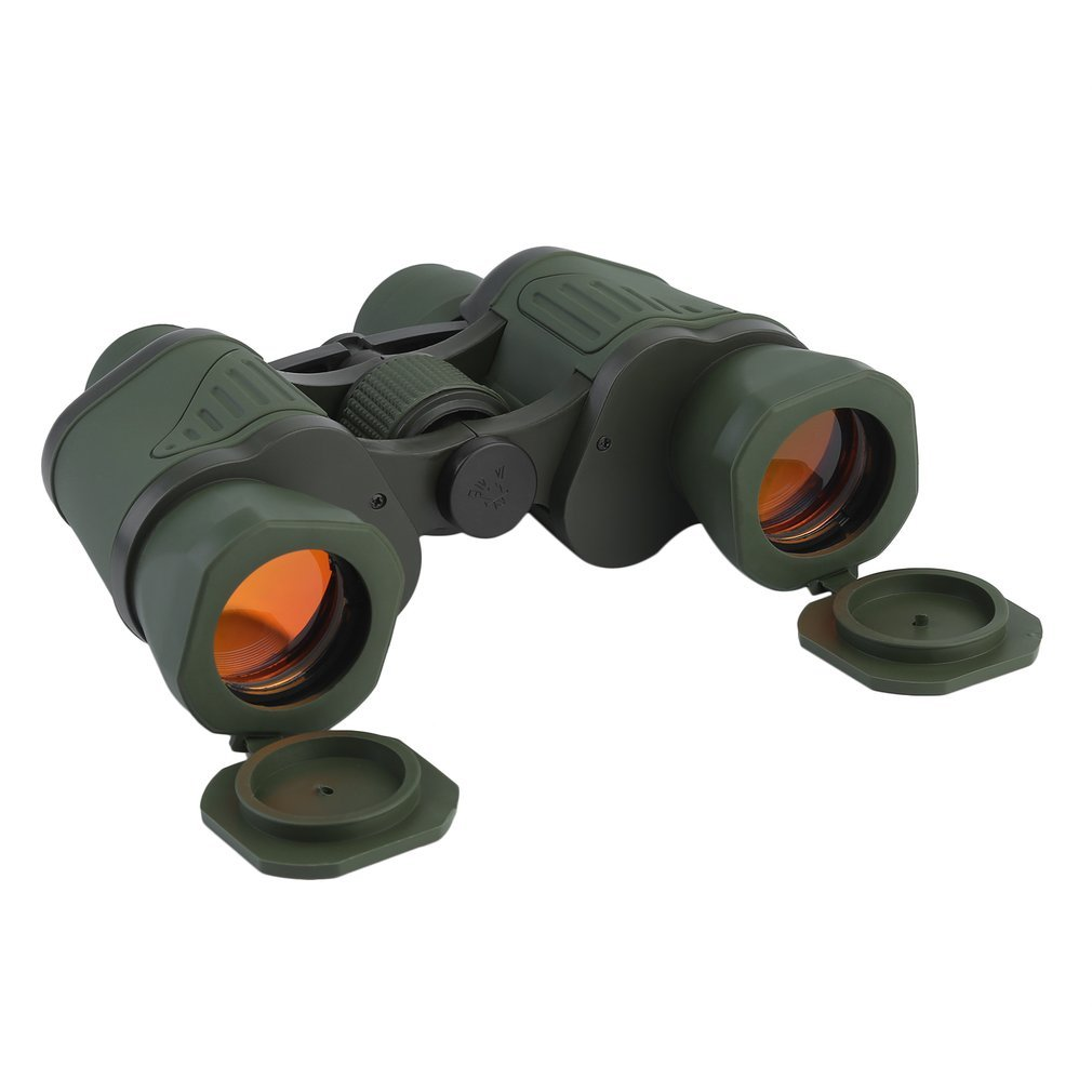 Coldcedar 50x50 Binoculars Telescope with BAK-4 Glass for Outdoor Birding, Hiking Travelling, Sightseeing, Hunting -Army Military Hunting Telescope Support Night Vision by Coldcedar