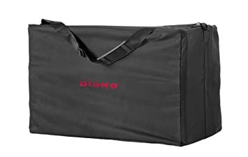 Diono Travel Bag Protection For Car Seats Black