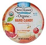 Torie & Howard Organic Hard Candy Blood Orange & Honey -- 2 oz - 2 pc