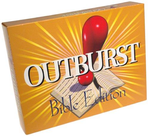 TaliCor Cactus Games Outburst-Bible Edition
