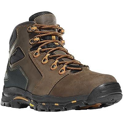 "Danner Men's Vicious 4.5"" Plain Toe Work Boot   Industrial & Construction Boots"
