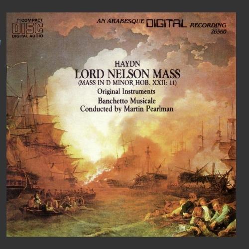 Haydn: Lord Nelson Mass (Mass In D Minor, HOB. XXII: 11) (Banchetto)