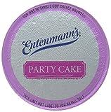 Entenmann's Party Cake Coffee Single Serve Cups, 2/10 ct boxes