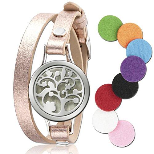 Essential Diffuser LoveSea Aromatherapy Bracelets