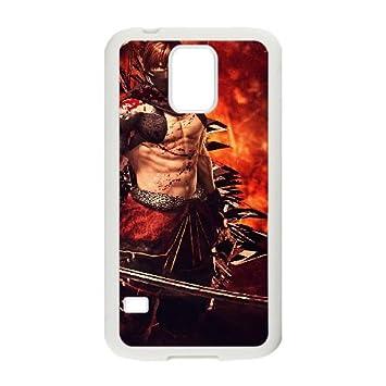 Ninja Gaiden Iii RazorS Edge 3 funda Samsung Galaxy S5 caja ...