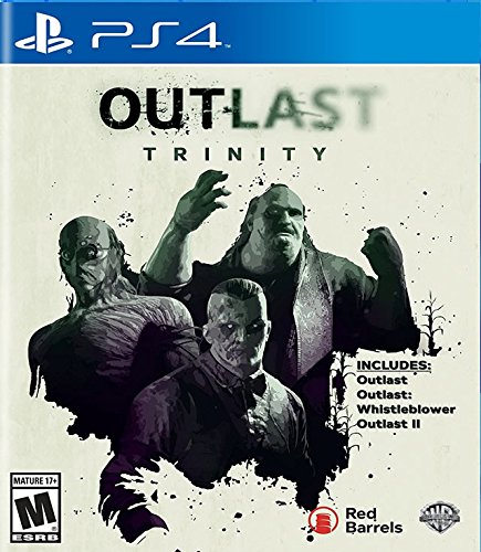 Outlast Trinity - PlayStation 4 -