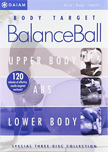 Body Target Balance Ball Media