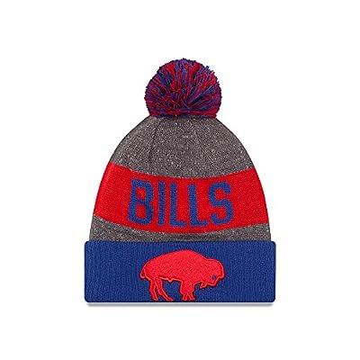 Men's New Era Buffalo Bills Packers 2016 Classic Sport Knit Hat