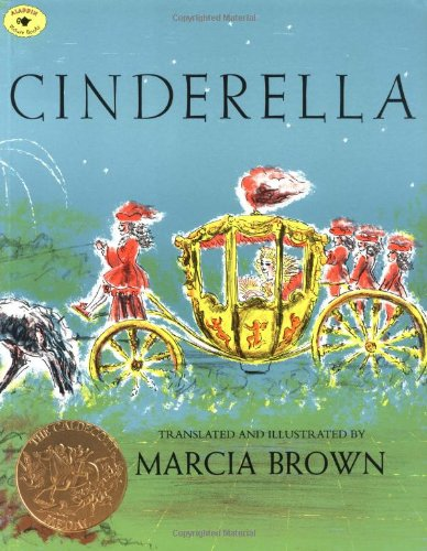 Image result for cinderella by marcia brown