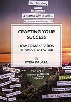 CRAFTING YOUR SUCCESS vision boards ebook product image