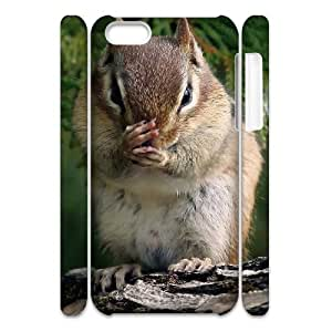 LINMM58281iphone 5/5s Case 3D, Squirrel Case for iphone 5/5s white lmiphone 5/5s173143MEIMEI