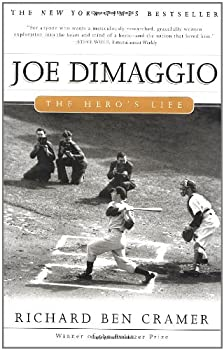 Joe DiMaggio : The Hero's Life 0684865475 Book Cover