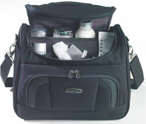 Travelite Orlando Beauty Case, Schwarz, 20 Liter