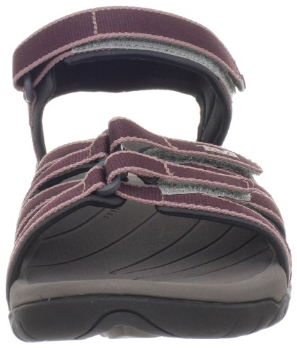 Teva Chocolate Red Femme Sandales decadent W's 540 Rot Tirra 0wnRqtr0x