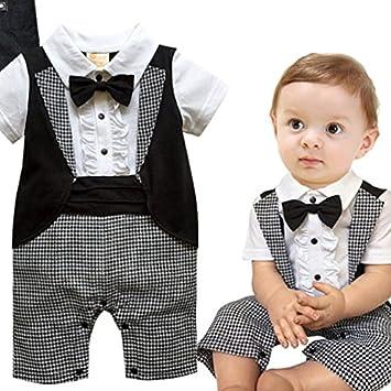 61191db537317 mk-store ベビー服 フォーマルロンパース タキシードロンパース 男の子 結婚式 誕生日 出産祝い 半袖