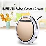 ILIFE V5S Smart Robot Cleaner Floor Cleaning Auto Vacuum Microfiber Dust Machine