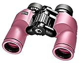 BARSKA 8x30 WP Crossover Fully Multi-Coated Binocular in Pink Finish