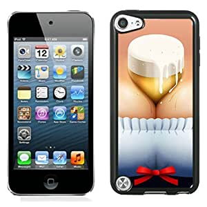 Popular iPod Touch 5 Cover Case ,Funny Xperia Z Wallpapers HD 92 Black iPod Touch 5 Phone Case Fashion And Unique Design Cover Case