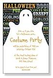 Ghost Speak Invitations