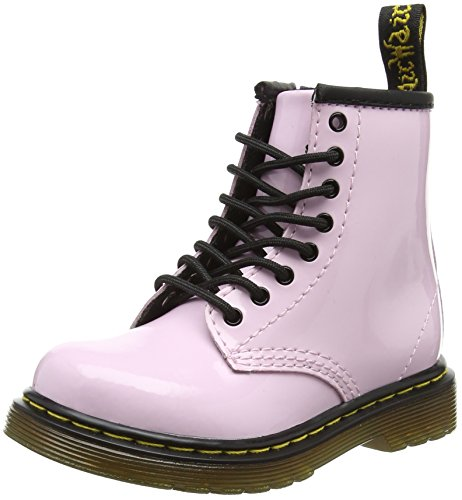 Dr. Martens Girls' Brooklee-K, Baby Pink, 9 UK(10 M US Toddler)