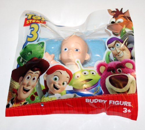 BIG BABY Toy Story 3 * 2 Inch * Pocket-Size Buddy Figure - Disney / Pixar (Toy Story Buttercup)